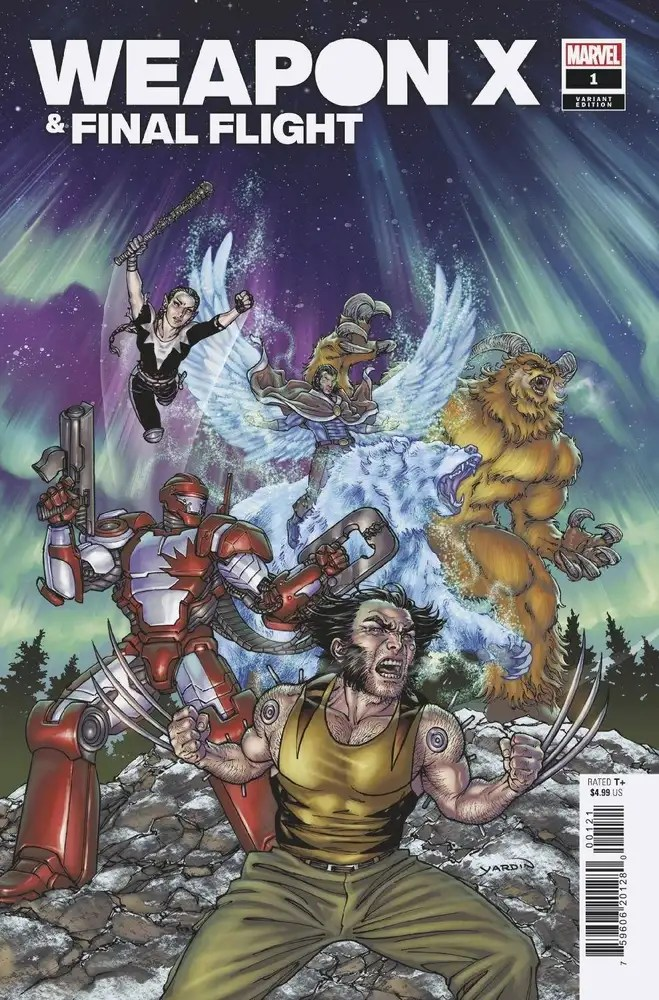 APR210727 ComicList: Marvel Comics New Releases for 06/16/2021