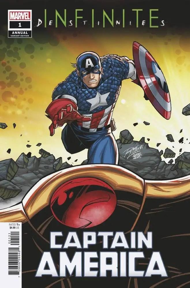 APR210736 ComicList: Marvel Comics New Releases for 06/16/2021