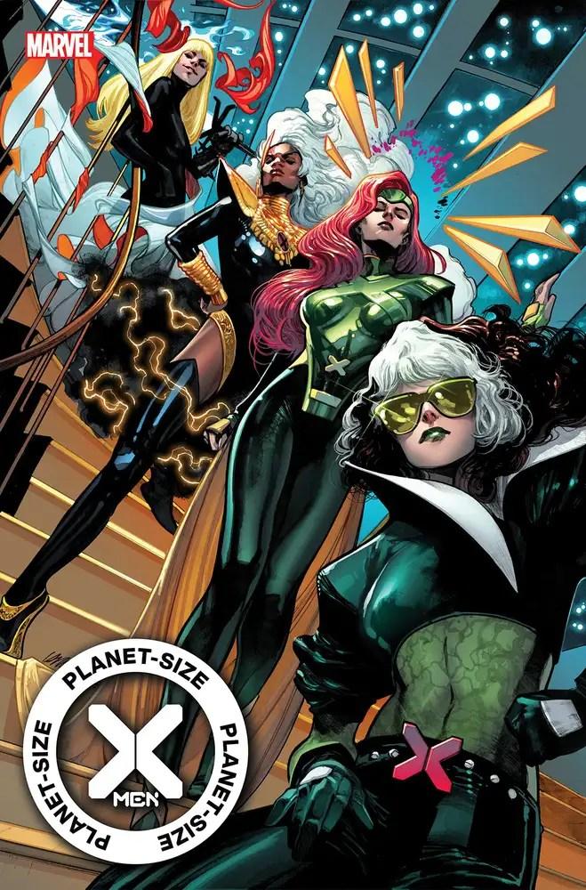 APR210744 ComicList: Marvel Comics New Releases for 06/16/2021