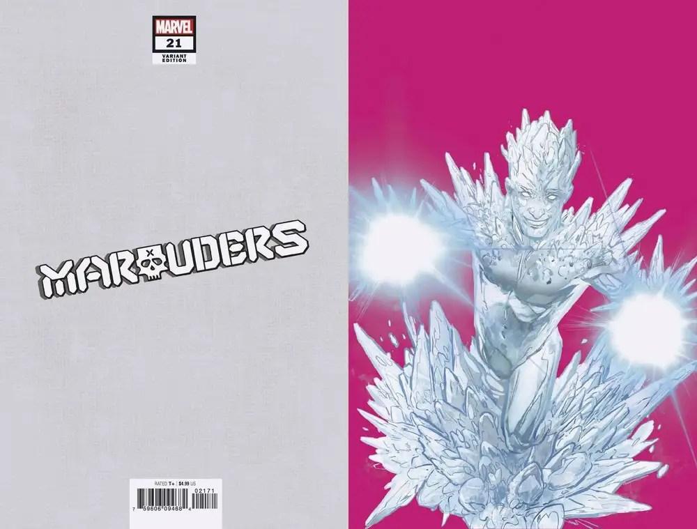 APR210752 ComicList: Marvel Comics New Releases for 06/02/2021