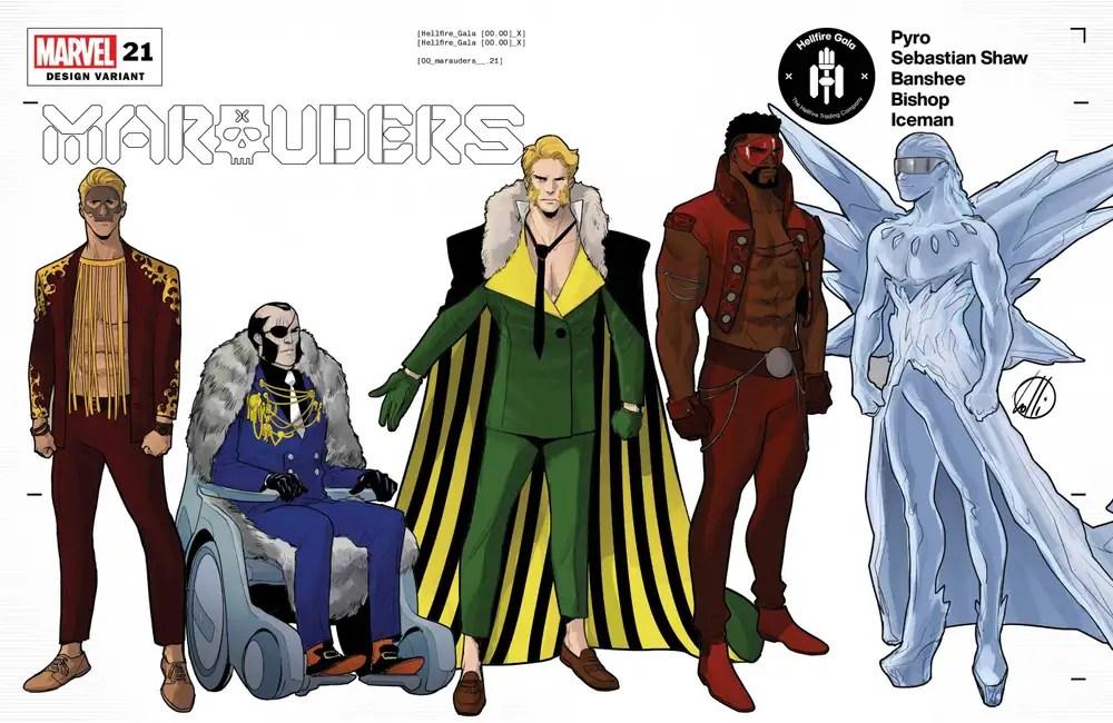 APR210755 ComicList: Marvel Comics New Releases for 06/02/2021