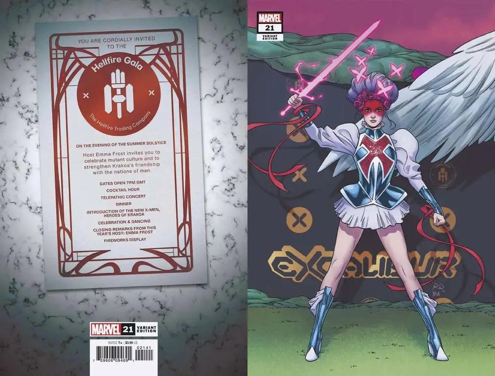APR210766 ComicList: Marvel Comics New Releases for 06/09/2021