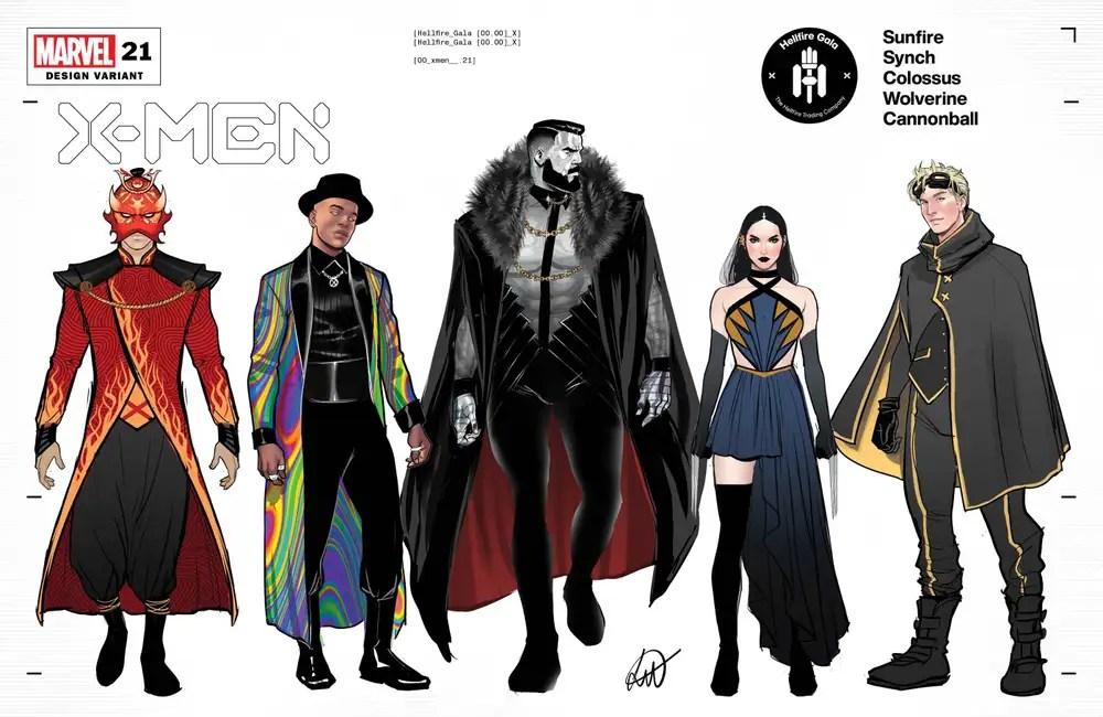 APR210771 ComicList: Marvel Comics New Releases for 06/09/2021