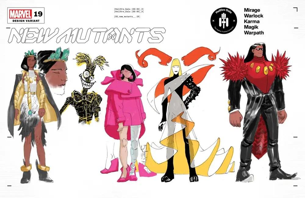 APR210780 ComicList: Marvel Comics New Releases for 06/16/2021
