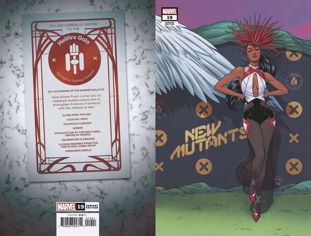 APR210781 ComicList: Marvel Comics New Releases for 06/16/2021