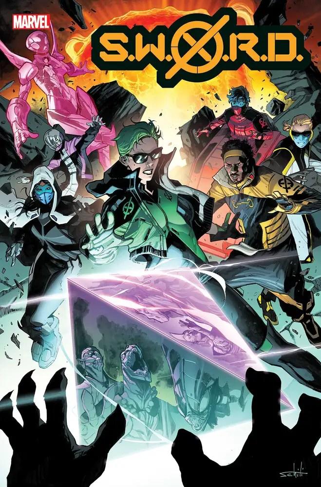 APR210783 ComicList: Marvel Comics New Releases for 06/23/2021