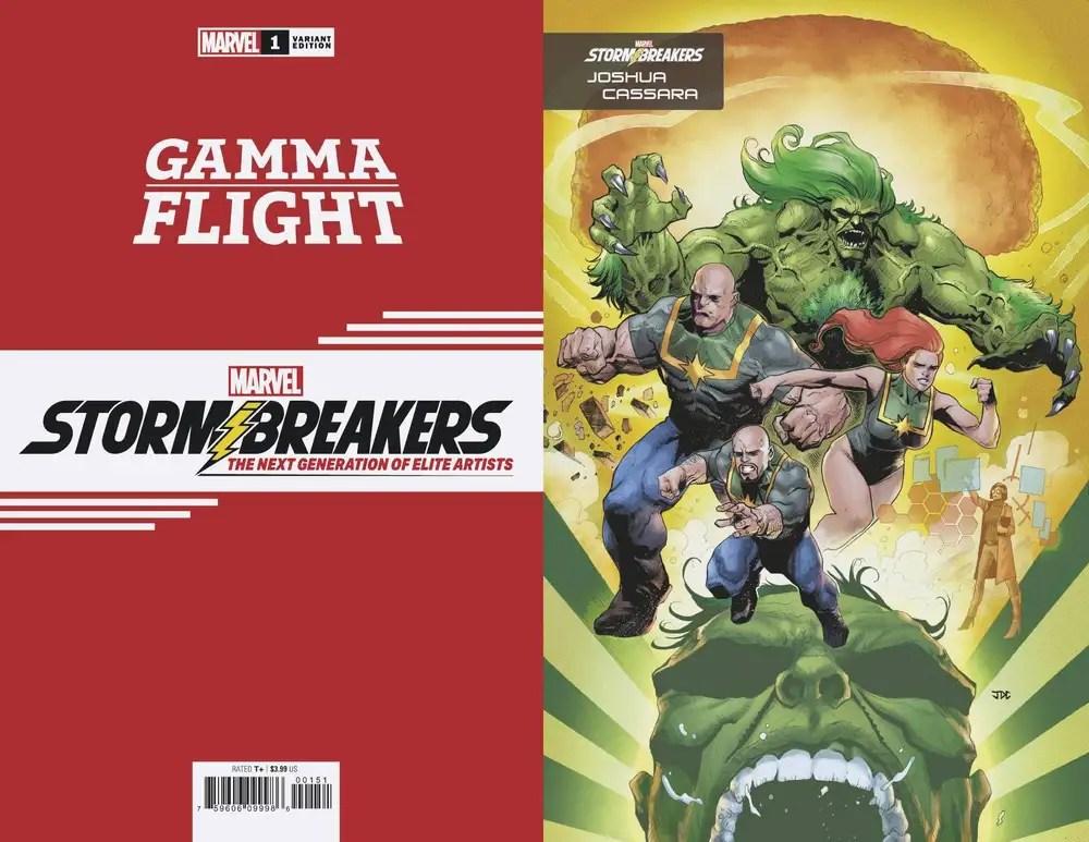 APR210838 ComicList: Marvel Comics New Releases for 06/23/2021