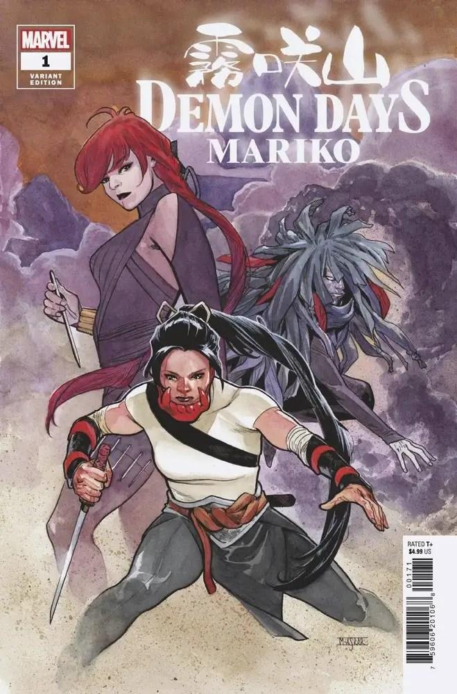 APR210851 ComicList: Marvel Comics New Releases for 06/16/2021