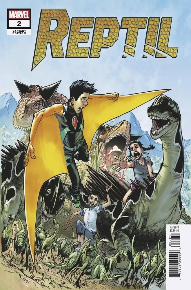 APR210870 ComicList: Marvel Comics New Releases for 06/23/2021