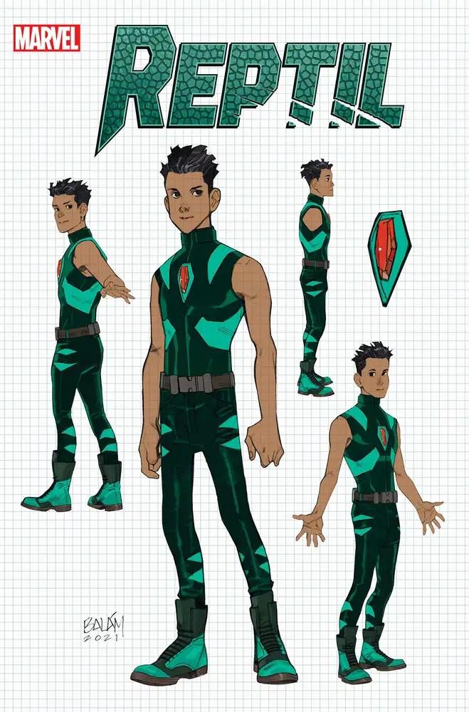 APR210871 ComicList: Marvel Comics New Releases for 06/23/2021