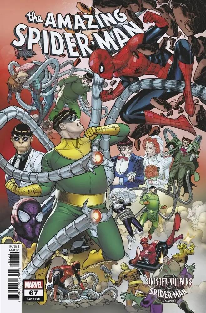 APR210885 ComicList: Marvel Comics New Releases for 06/02/2021