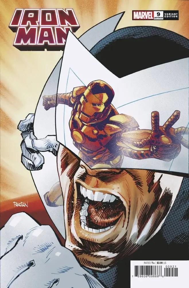 APR210908 ComicList: Marvel Comics New Releases for 06/09/2021