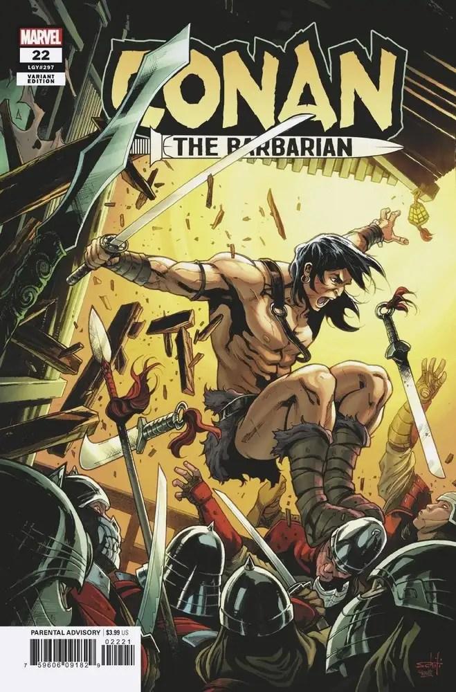 APR210941 ComicList: Marvel Comics New Releases for 06/09/2021