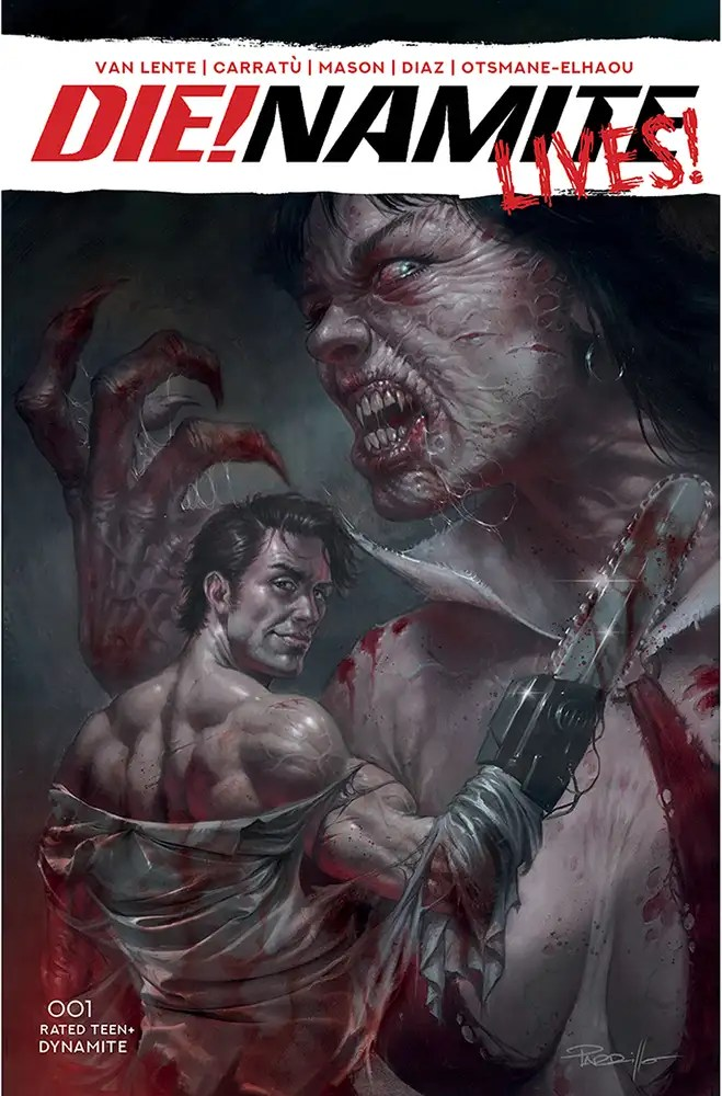 APR211013 ComicList: Dynamite Entertainment New Releases for 06/09/2021