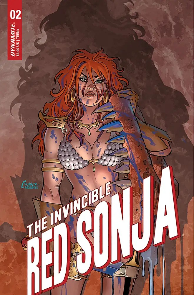 APR211058 ComicList: Dynamite Entertainment New Releases for 06/02/2021