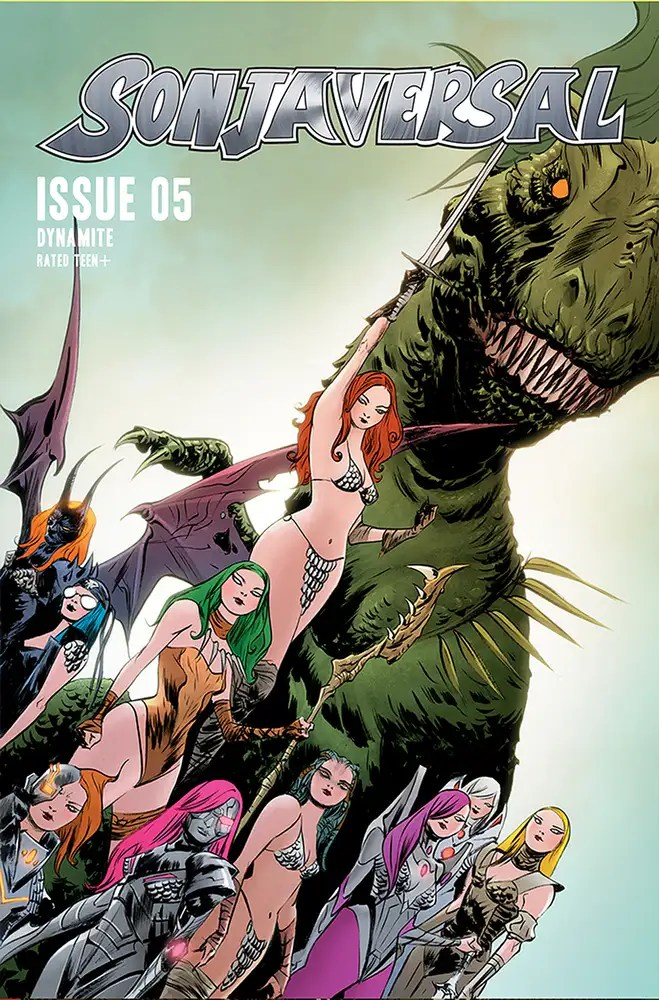 APR211104 ComicList: Dynamite Entertainment New Releases for 06/16/2021