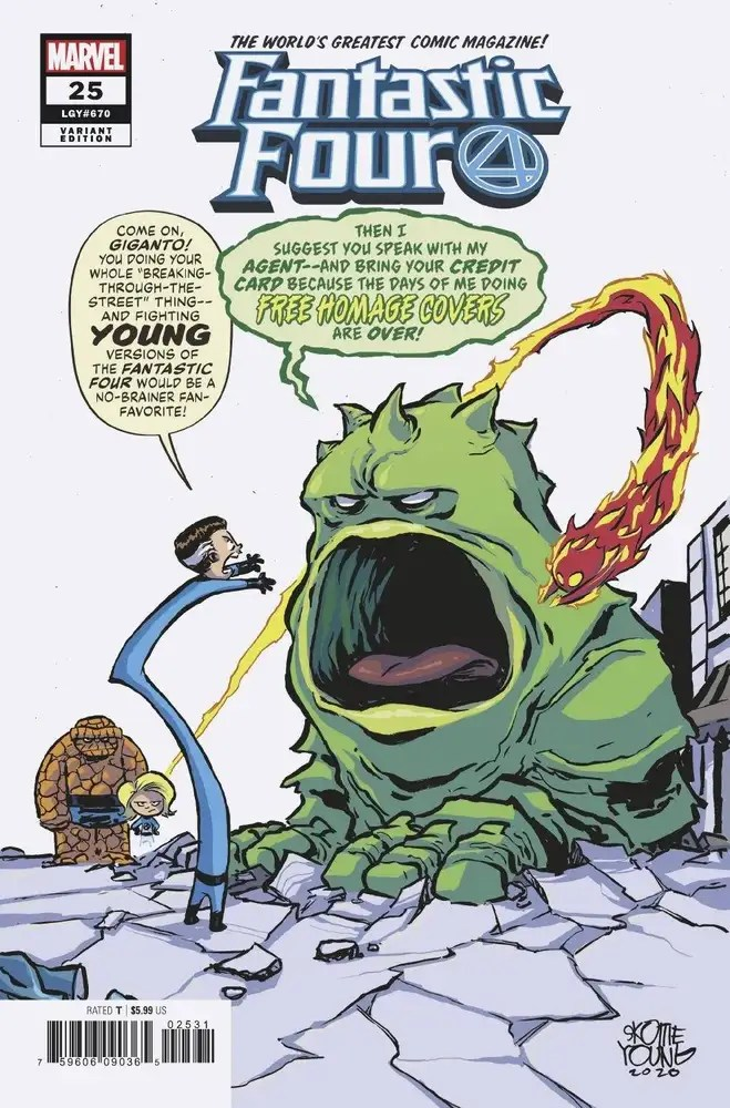 AUG200674 ComicList: Marvel Comics New Releases for 10/21/2020