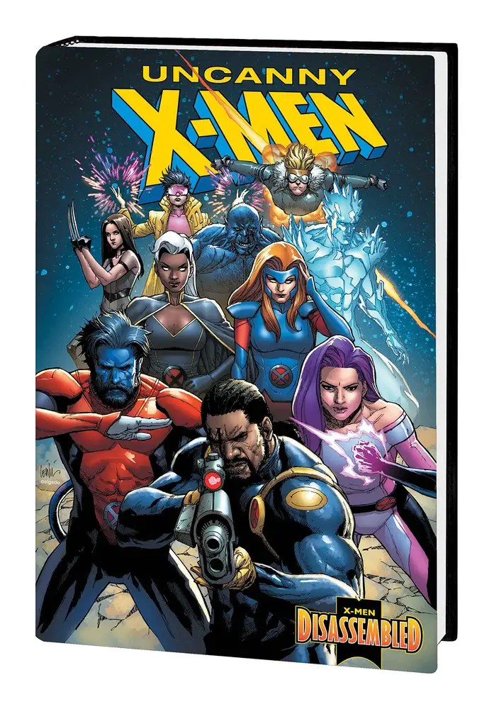 AUG200751 ComicList: Marvel Comics New Releases for 02/03/2021