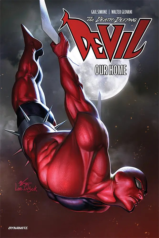 AUG200920 ComicList: Dynamite Entertainment New Releases for 08/11/2021