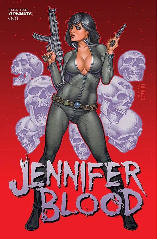 AUG210654 ComicList: Dynamite Entertainment New Releases for 10/06/2021