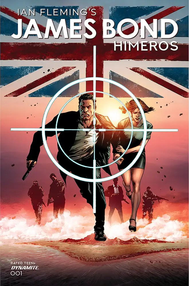 AUG210679 ComicList: Dynamite Entertainment New Releases for 10/13/2021