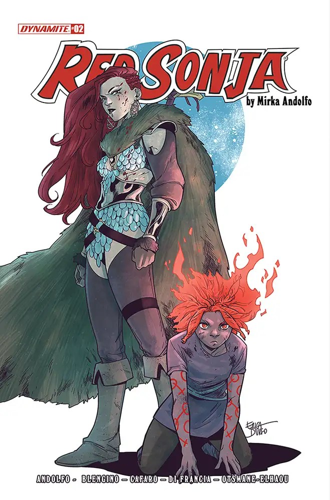 AUG210743 ComicList: Dynamite Entertainment New Releases for 10/06/2021