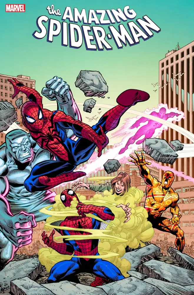 AUG211030 ComicList: Marvel Comics New Releases for 10/06/2021