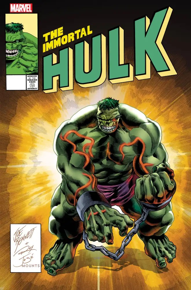 AUG211046 ComicList: Marvel Comics New Releases for 10/13/2021
