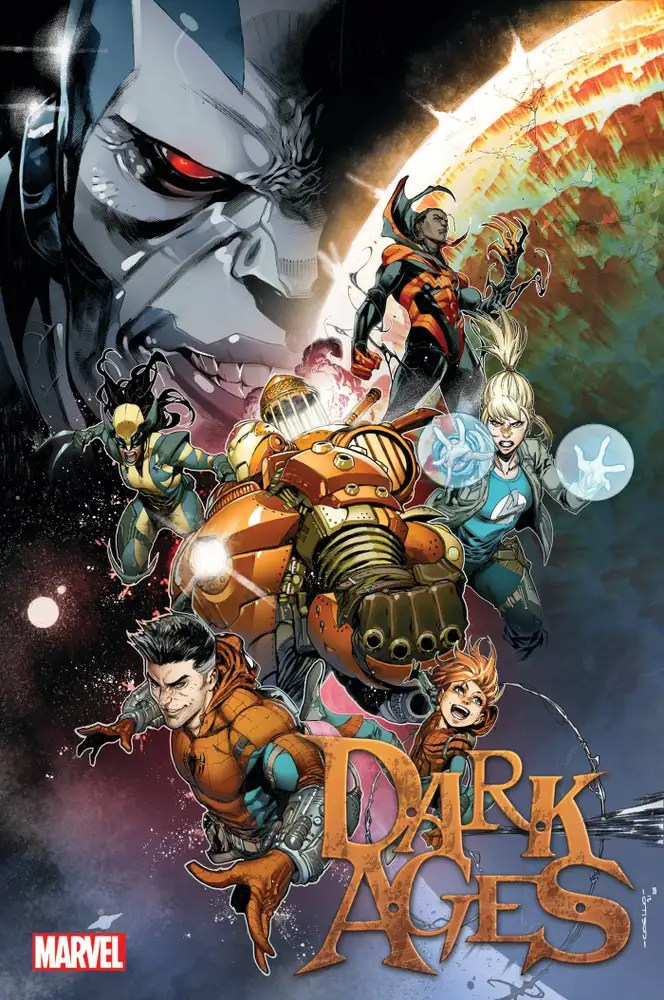 AUG211069 ComicList: Marvel Comics New Releases for 10/06/2021