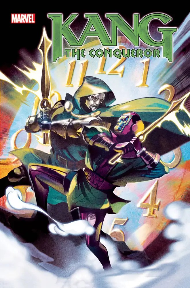 AUG211113 ComicList: Marvel Comics New Releases for 10/13/2021