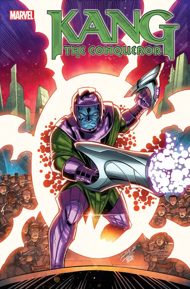 AUG211114 ComicList: Marvel Comics New Releases for 10/13/2021
