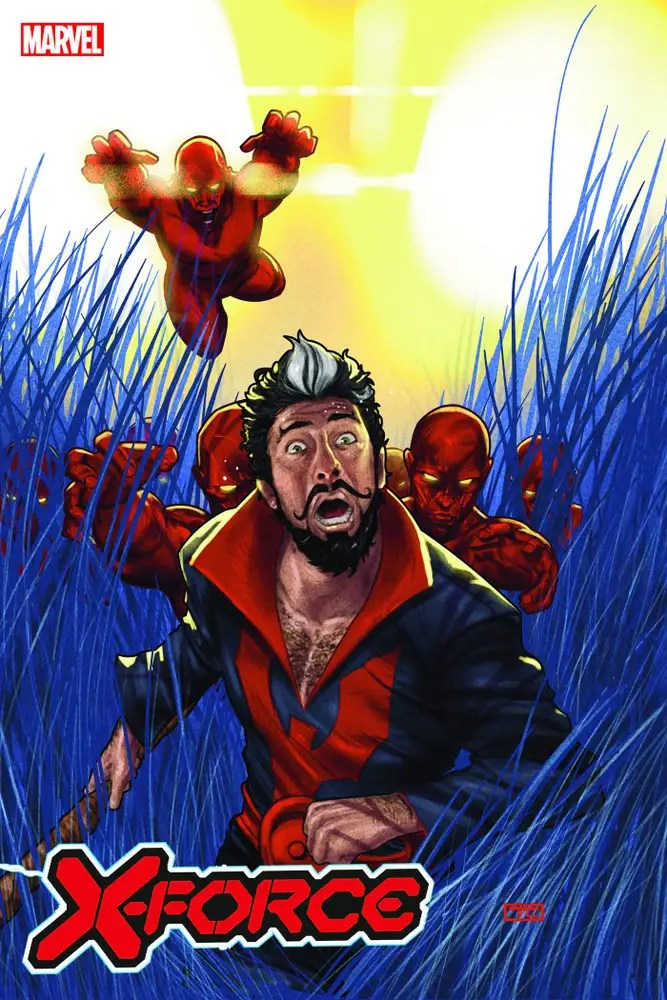 AUG211158 ComicList: Marvel Comics New Releases for 10/13/2021