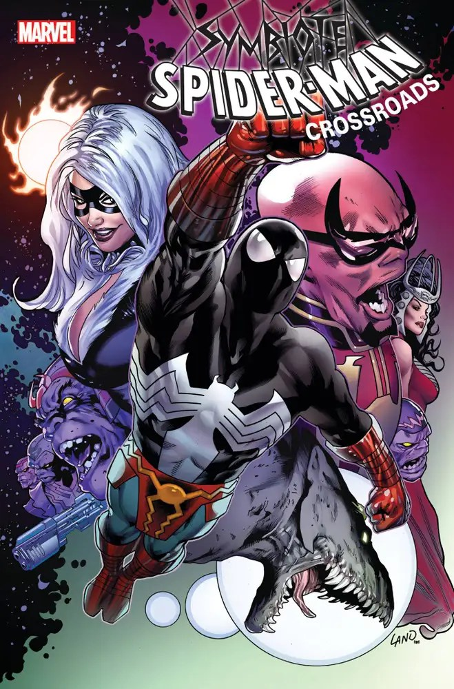 AUG211180 ComicList: Marvel Comics New Releases for 10/13/2021