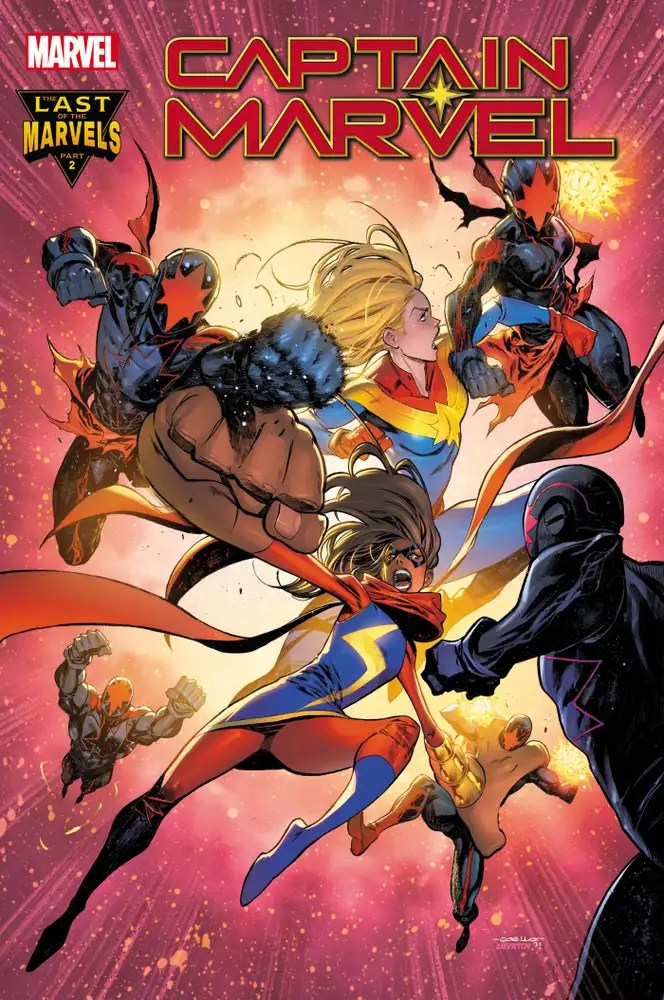 AUG211195 ComicList: Marvel Comics New Releases for 10/06/2021