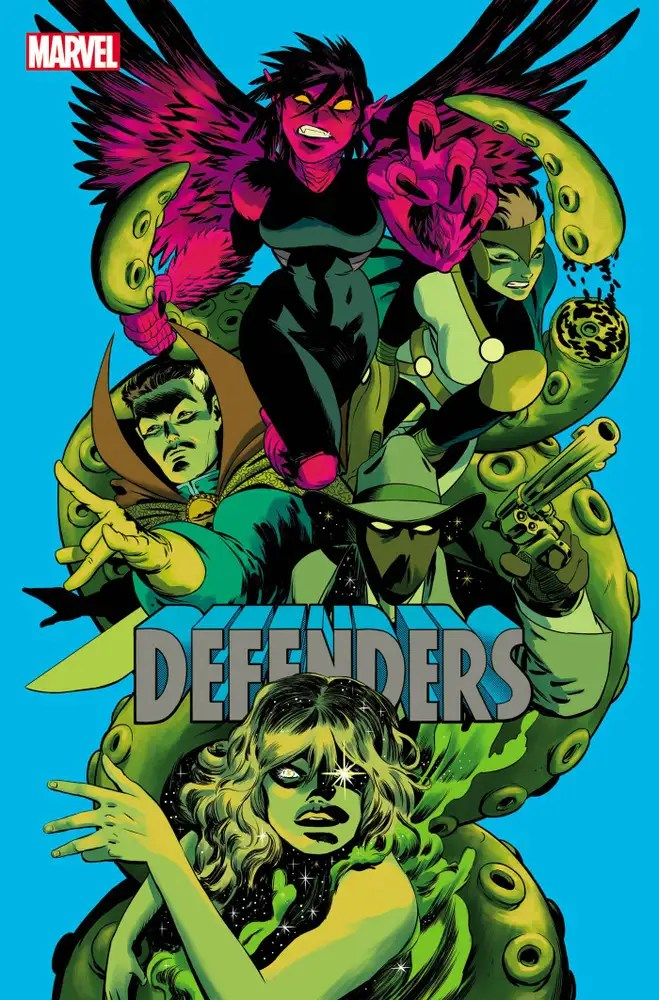 AUG211219 ComicList: Marvel Comics New Releases for 10/06/2021