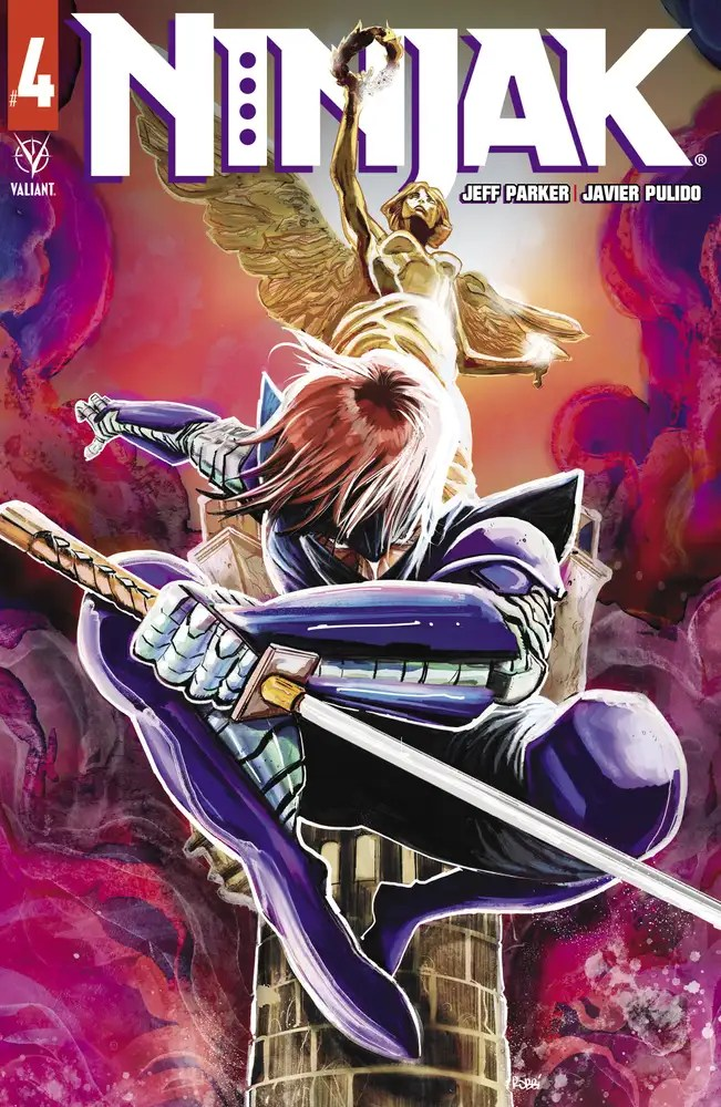 AUG212135 ComicList: Valiant Entertainment New Releases for 10/13/2021