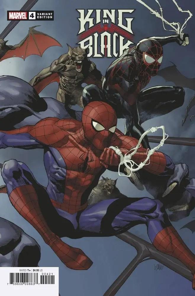 DEC200496 ComicList: Marvel Comics New Releases for 02/17/2021