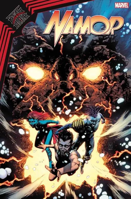 DEC200511 ComicList: Marvel Comics New Releases for 02/24/2021