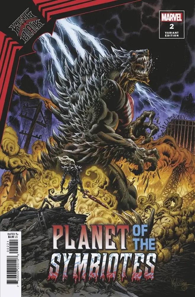 DEC200513 ComicList: Marvel Comics New Releases for 02/17/2021