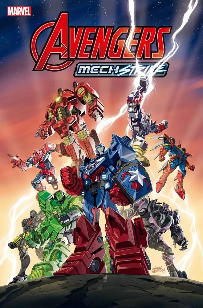 DEC200537 ComicList: Marvel Comics New Releases for 02/03/2021