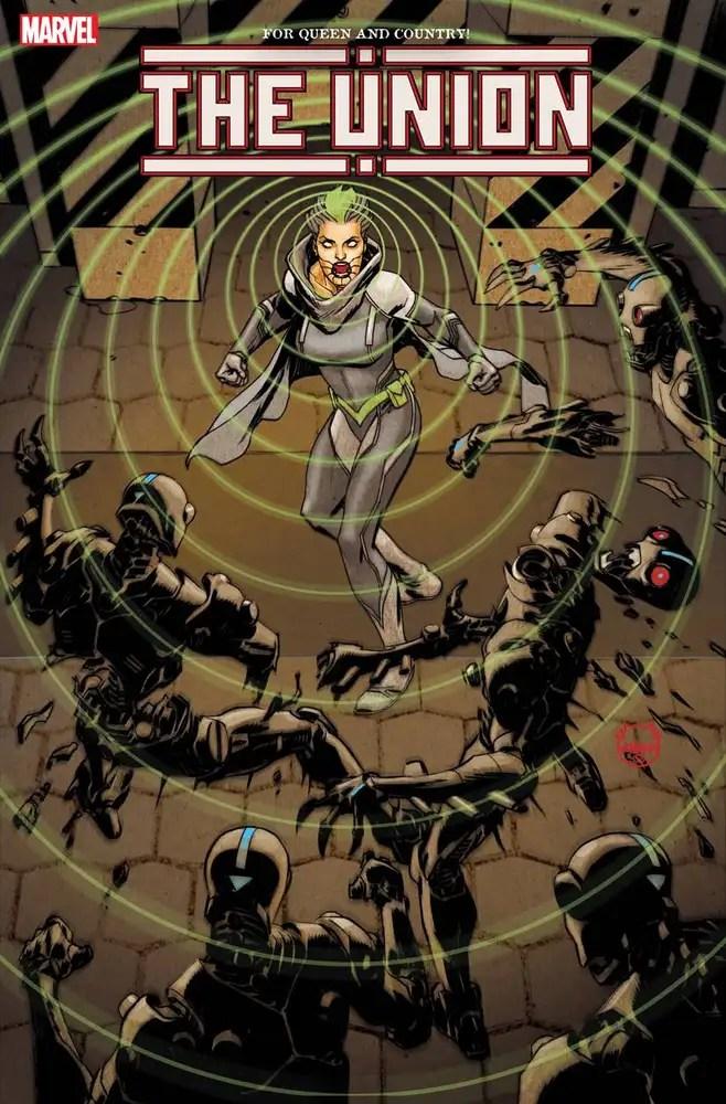 DEC200542 ComicList: Marvel Comics New Releases for 02/24/2021