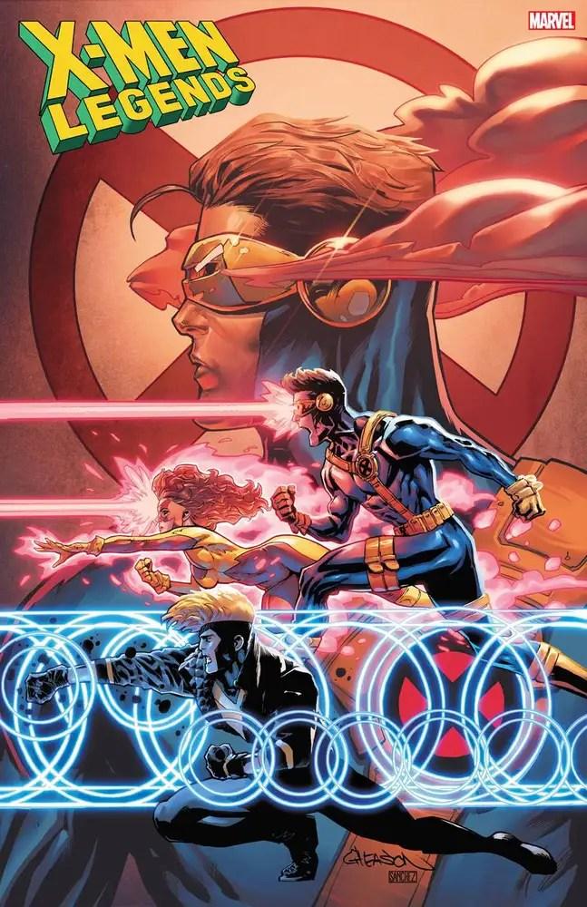DEC200550 ComicList: Marvel Comics New Releases for 02/17/2021
