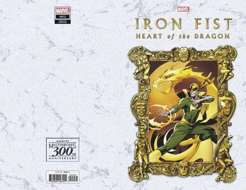 DEC200553 ComicList: Marvel Comics New Releases for 02/17/2021