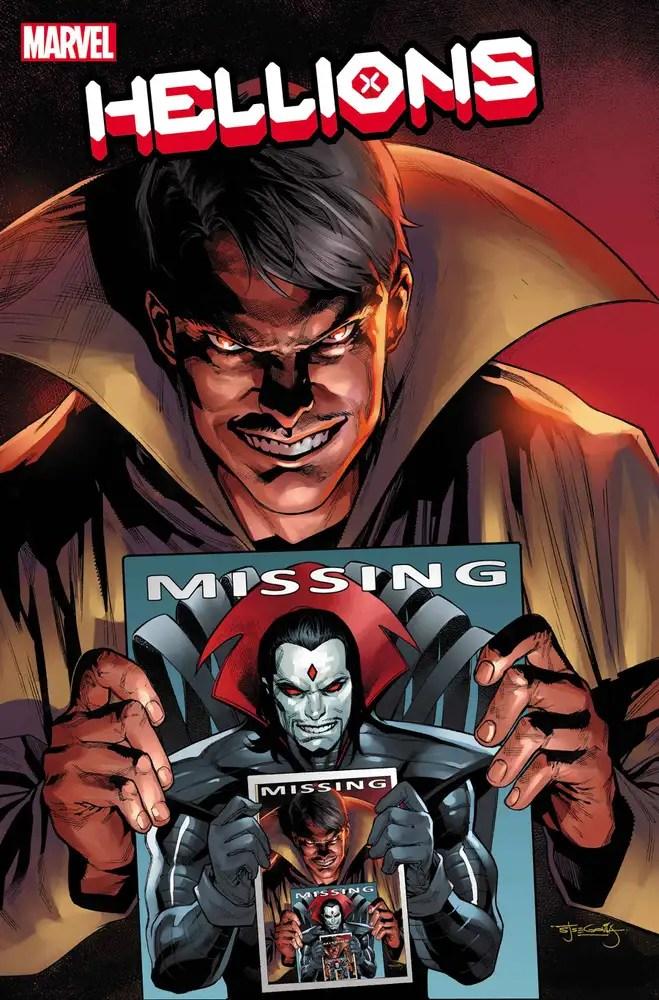 DEC200575 ComicList: Marvel Comics New Releases for 02/03/2021