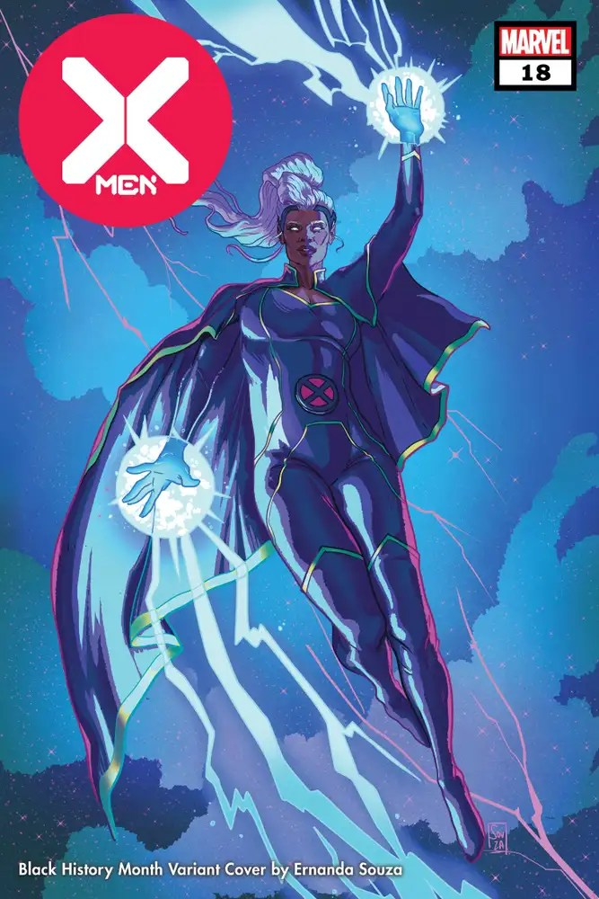 DEC200579 ComicList: Marvel Comics New Releases for 02/24/2021