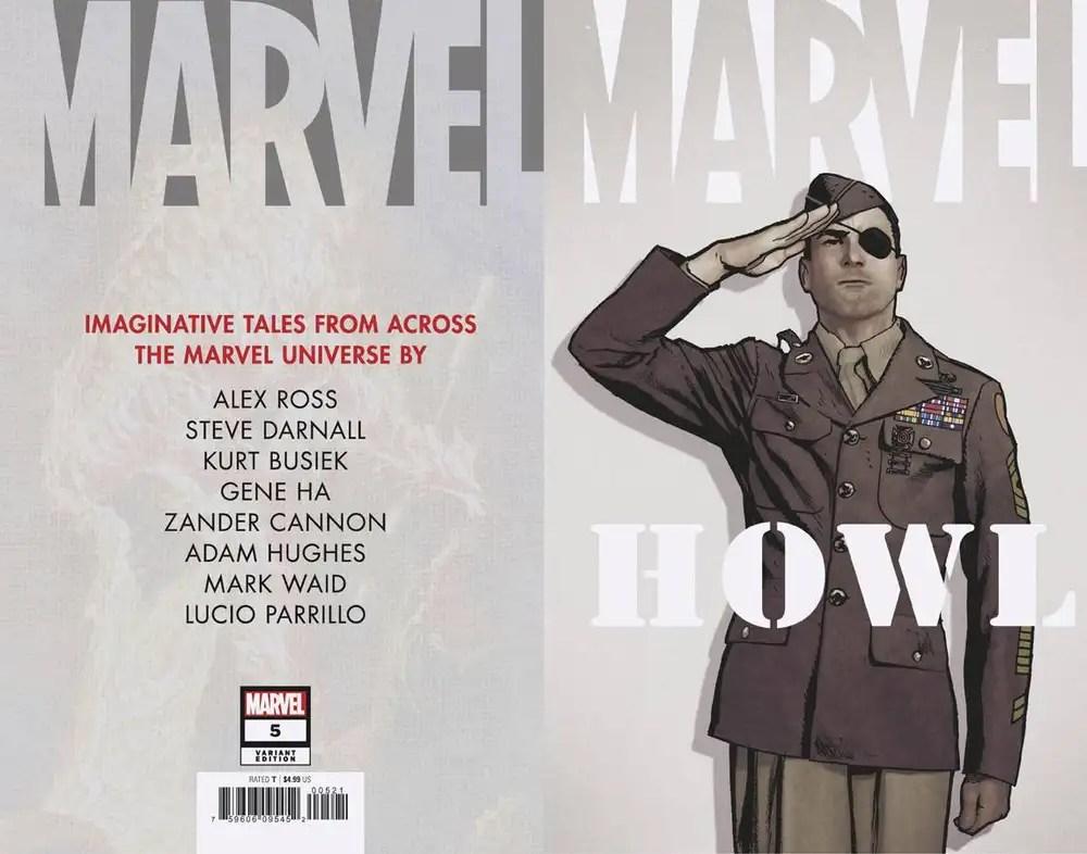 DEC200612 ComicList: Marvel Comics New Releases for 02/17/2021