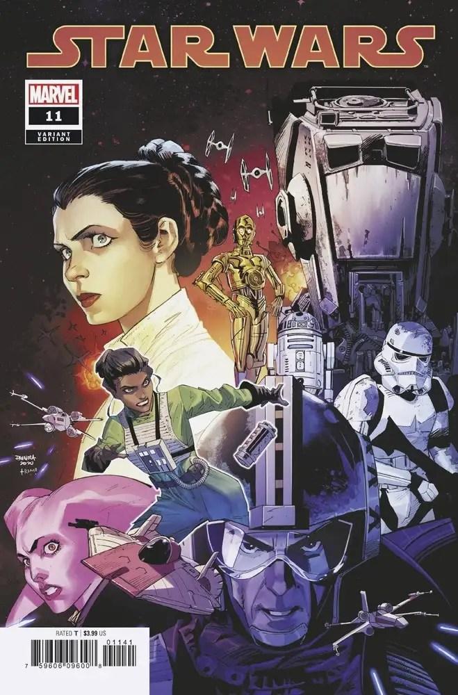 DEC200628 ComicList: Marvel Comics New Releases for 02/03/2021