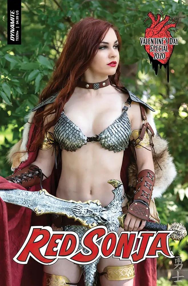 DEC200742 ComicList: Dynamite Entertainment New Releases for 02/10/2021