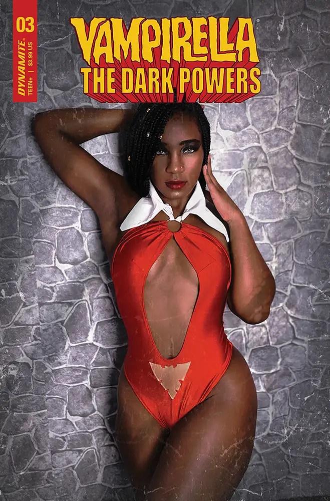 DEC200826 ComicList: Dynamite Entertainment New Releases for 02/17/2021