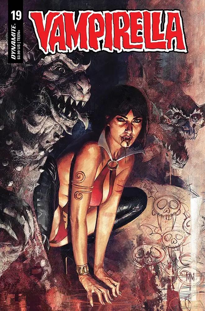 DEC200864 ComicList: Dynamite Entertainment New Releases for 05/05/2021